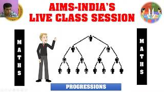 AIMS TODAY Live Stream – 4TH JUNE 2020 – 10TH CLASS – MATHS (2 PM TO 2:45 PM SESSION)
