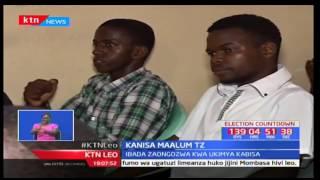 Mkenya mmoja afungua kanisa la watu wasio na uwezo wa kusikia Tanzania