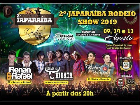 Apresentação do 2º Japaraíba Rodeio Show