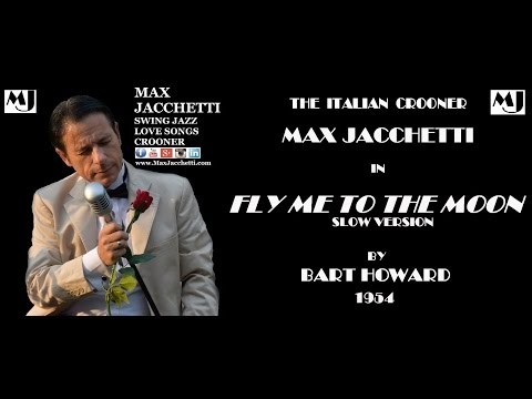 Max Jacchetti Swing Jazz Love Songs Crooner Cantante Swing Jazz Love Songs  Monza musiqua.it