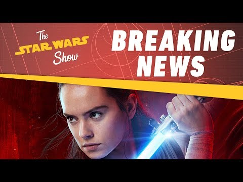 The Last Jedi Poster Revealed! | The Star Wars Show