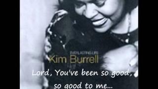"""Kim Burrell """"Oh, Lord"""" w/Lyrics (Original Track 1998)"""