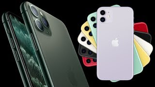 Apple iPhone 11 & 11 Pro Released! Everything You Need To Know