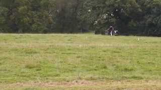 preview picture of video 'FGA Round 9 - Race 7 - Malpas - 13th September 2014  - Juniors (Accident)'