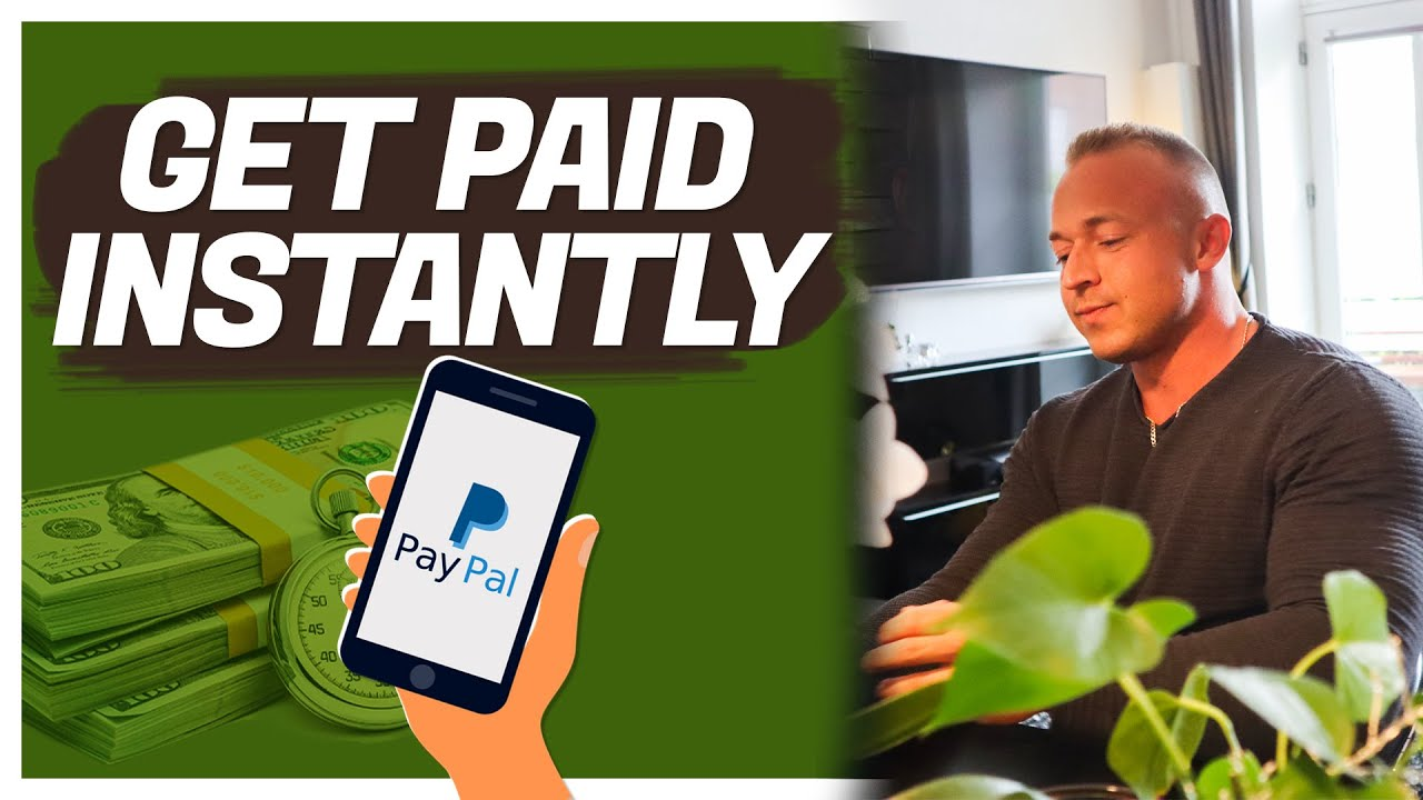 Get Paid In FREE PayPal Money INSTANTLY ($5,000+) | Make Money Online - philip johansen thumbnail