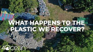What Happens To The Plastic We Recover?