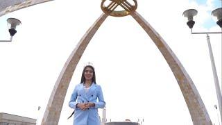 АКТОБЕ, Эльмира Калбай  - Визитная карточка (Мисс Казахстан 2019)