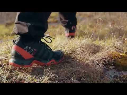 Adidas Terrex AX2 im Test  