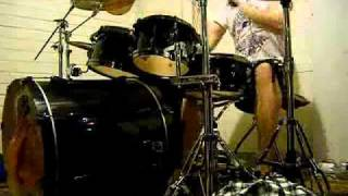 Divine Heresy - Redefine Drum Cover By mmikkk