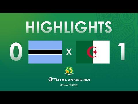 Ботсвана - Алжир 0:1. Видеообзор матча 18.11.2019. Видео голов и опасных моментов игры