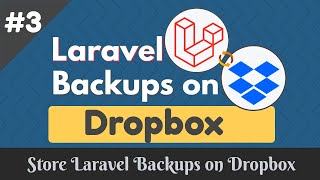 How to store Laravel backup on Dropbox?