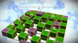 Super Mario Galaxy 2 - All Double Time Comet Missions