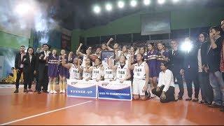 Perdana Ikut Honda DBL Jakarta South Region, Basket Putri SMAN 28 Sabet Juara Umum