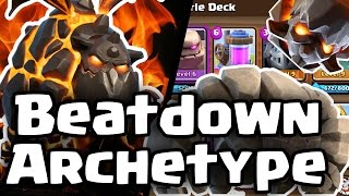 Clash Royale | Beatdown Archetype | Meta Tank Decks