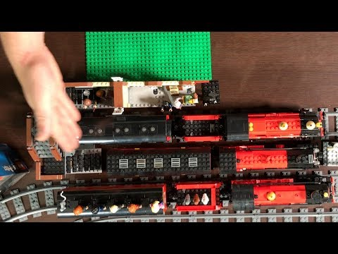 Lego Hogwarts Express 75955 - Review, Comparison, and Value