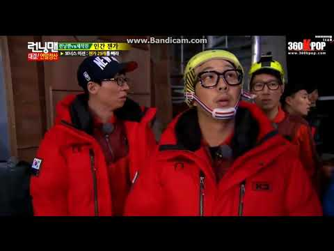 Running man 394- song ji hyo đeo kính thật dễ thương - vu lieu