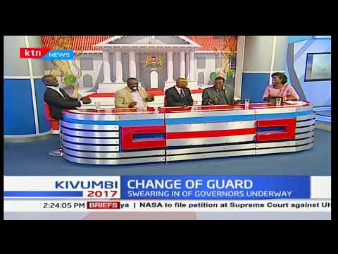 ANALYSTS: The Machakos county contest
