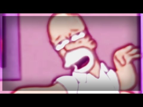 Homer ja mahtava meno tiukka etukeno