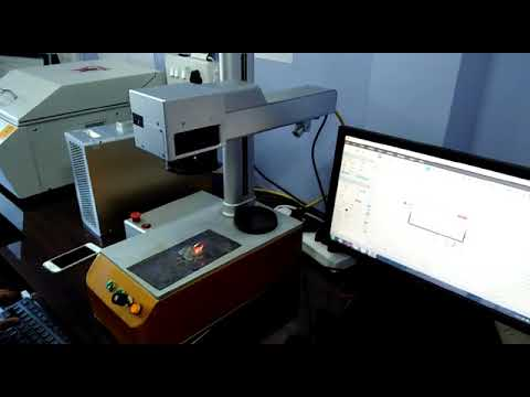 Portable Fiber Laser Marking Machines