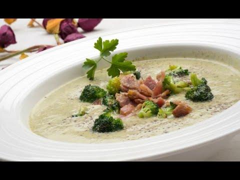 Receta de crema de brócoli - Karlos Arguiñano
