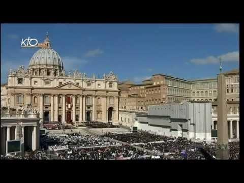 Commencement du ministère pétrinien de l'évêque de Rome