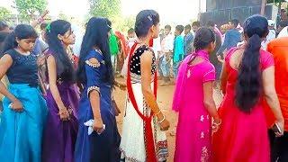 Beautiful Mix Female Adivasi Timli Dance Video  !! Adivasi Dj Hit Song !! New V K Bhuriya Song