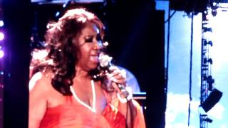 Aretha Franklin - Sparkle (2012 EMF)