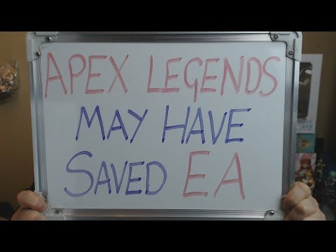 APEX LEGENDS May Have Just Saved EA !!!
