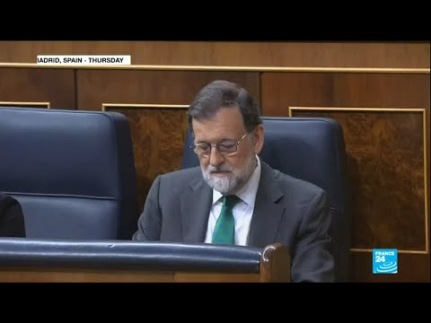 Mariano Rajoy's troubled six years in office