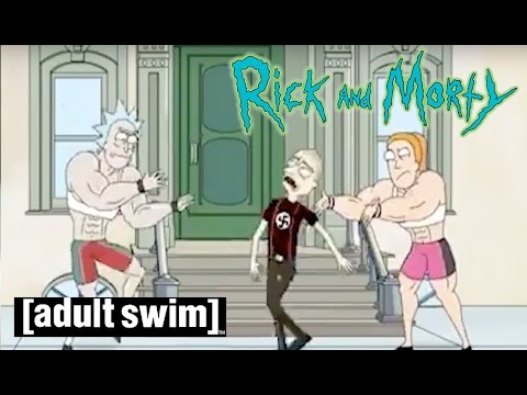 X GON GIVE IT TO YA! | Rick And Morty | Adult Swim