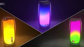 YouTube Video hgj99GrZZjM for Product JBL Pulse 4 Wireless Party Speaker with LED Lighting by Company JBL in Industry Speakers