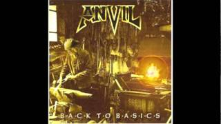 ANVIL - Fuel For The Fire - Back To Basics