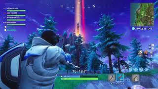 Fortnite - Rocket Launch Event