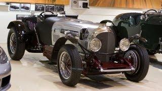 1924 Bentley Twin Turbo - Jay Leno's Garage
