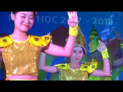 38 Một thoáng phù nam 8A8 THCS TT Phú Hòa TS