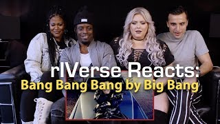 RIVerse Reacts: Bang Bang Bang By Big Bang   MV Reaction