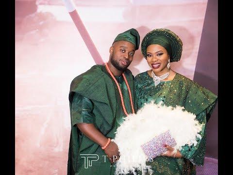 Mary + David : Nigerian Traditional Wedding