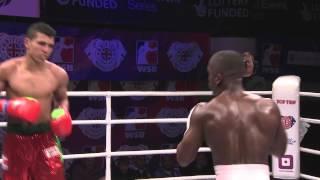 British Lionhearts vs Morocco Atlas Lions - World Series of Boxing Season V Highlights