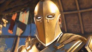 Injustice 2 - Green Arrow vs Doctor Fate (Story Battle 13) [HD]
