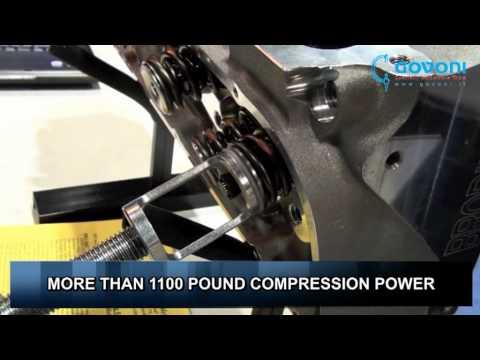 Govoni Valve Spring Compressor - EXTRA HEAVY DUTY VERSION