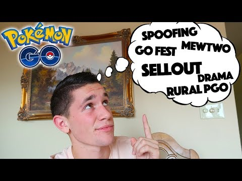 This Problem with Pokémon Go NEEDS to be Solved Now...