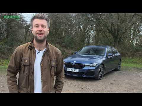 Motors.co.uk - BMW 530e Review