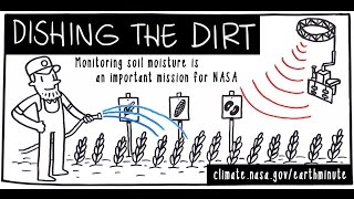 NASA's Earth Minute: Dishing the Dirt