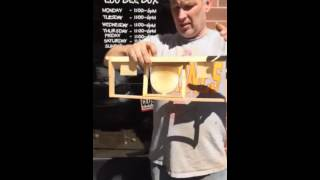 Eco Bee Box Utah Hive Mini Queen Nuc