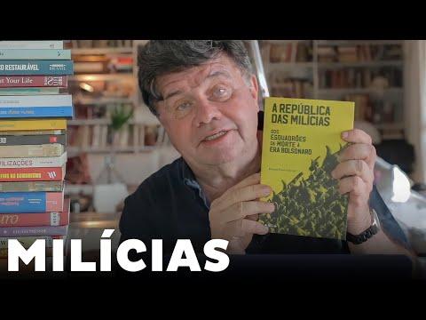 POLÍCIA, BANDIDO E MILÍCIAS - MARCELO MADUREIRA