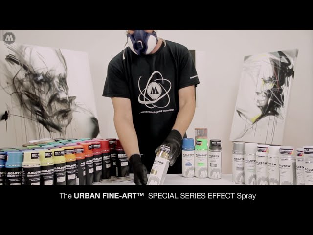 MOLOTOW™ PRODUCT SESSION #13