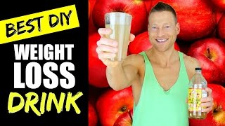 BEST APPLE CIDER VINEGAR WEIGHT LOSS DRINK | Apple Cider Vinegar Weight Loss Drink Recipe + Benefits