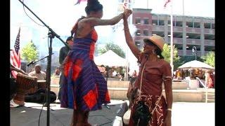 7ème Festival de Journée ivoirienne organisé par L.O.N.G La Main Tendue ce Dimanche 7 Aout /part 1