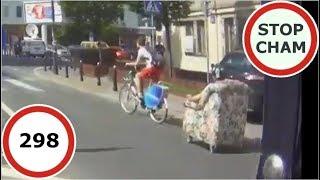 Stop Cham #298 - Niebezpieczne i chamskie sytuacje na drogach