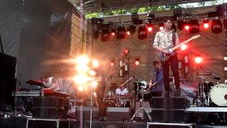 Citizens! - True Romance + (I'm in Love with Your) Girlfriend 1 June 2013 Ahmad Tea Music Fest HD